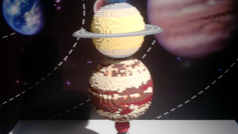 "LEGO exhibitibion ""The art of the brick"" at Super brand mall, Shanghai  Hidemi Shimura"