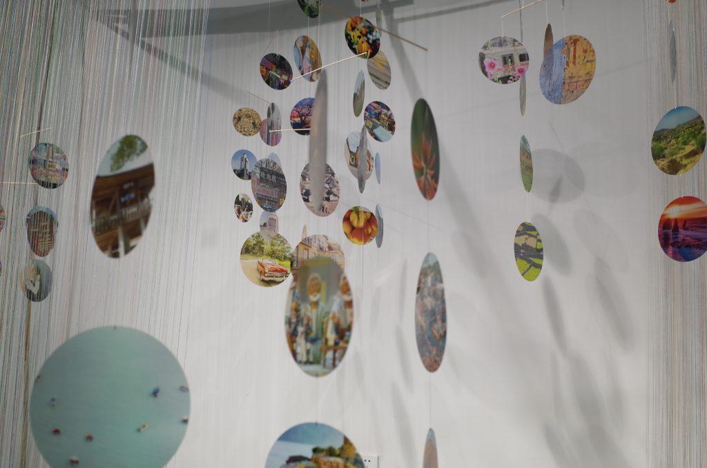 "Solo exhibition ""parallel world"" China Suzhou March 2018  Hidemi Shimura"