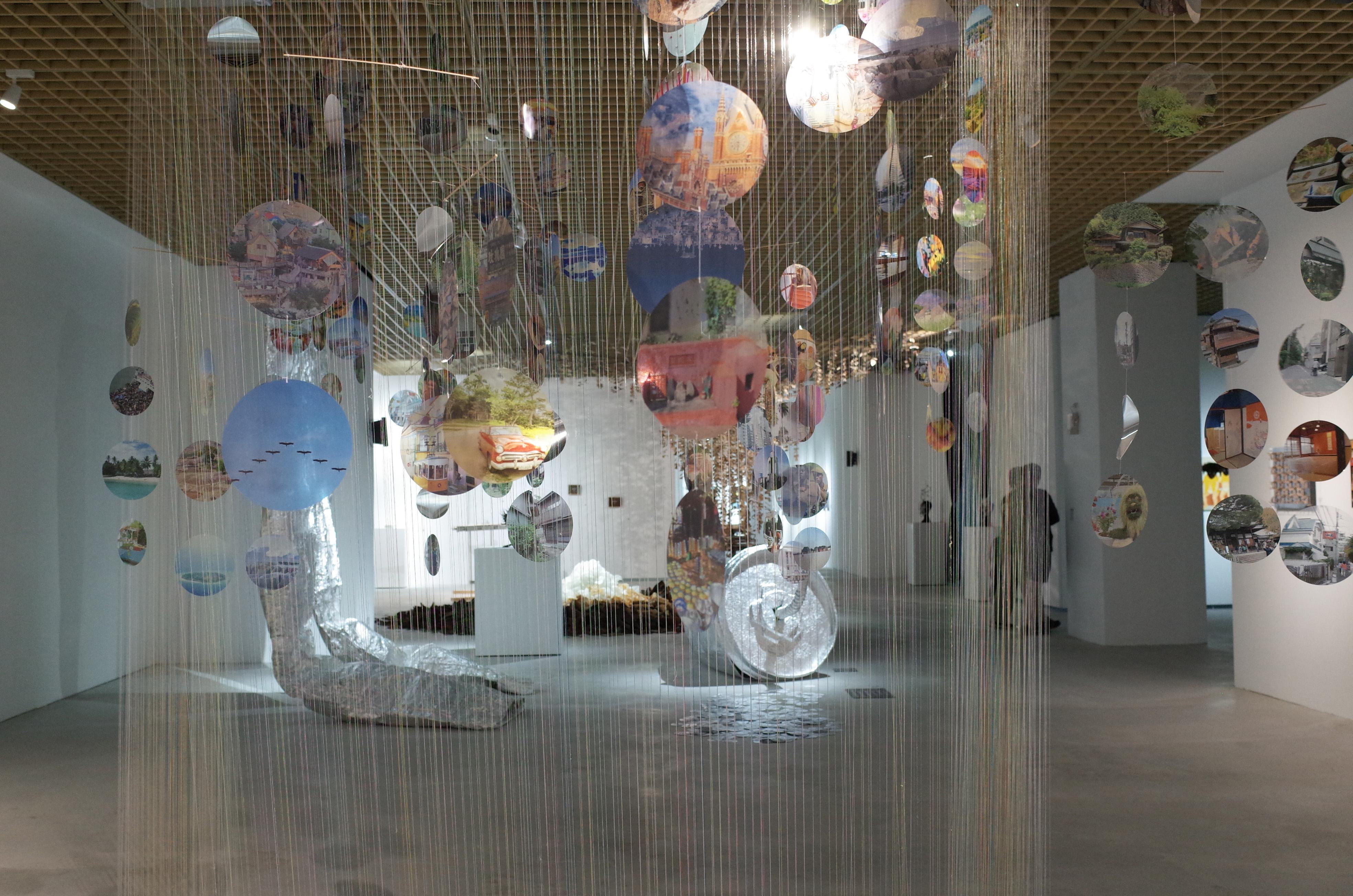 """群展 """"TOKYO ILLUSION 東京幻境"""" 開始了  taiwan, hidemishimura, contemporaryart Hidemi Shimura"""