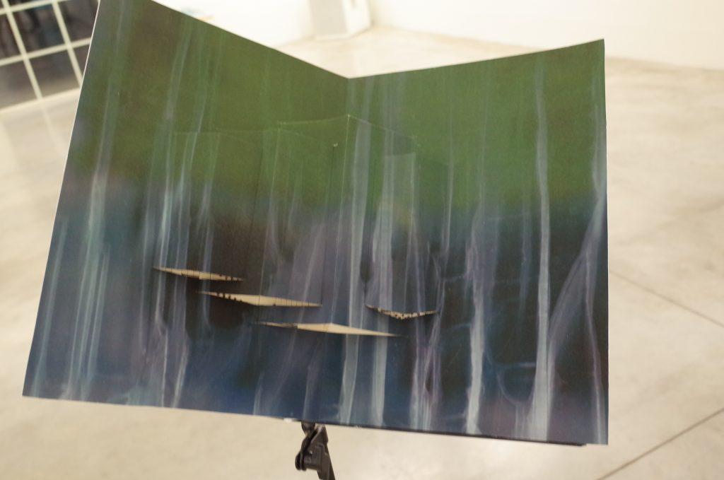 """群展 """"ENCONTRO DE RIOS -URBAN DIALOGUES- @Espaço Espelho D´água""""  Hidemi Shimura"""
