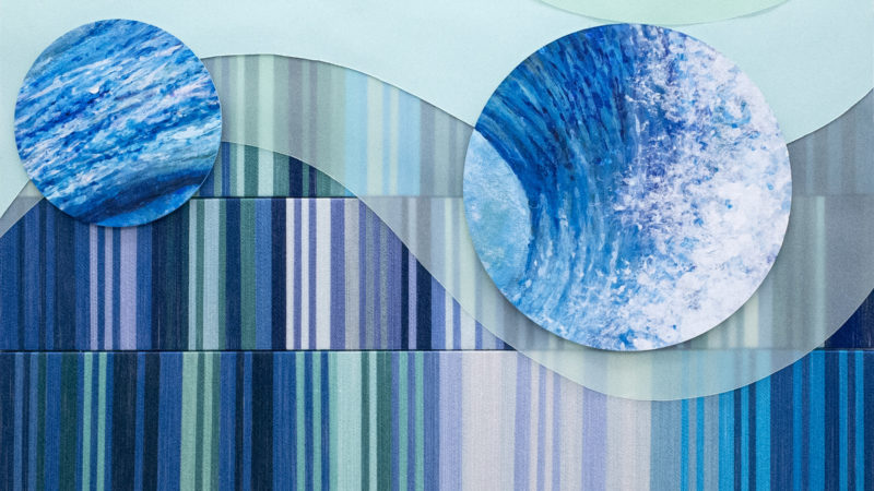 Boundaries -Swirl Wave- _3  Hidemi Shimura