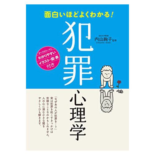 「面白いほどよくわかる!犯罪心理学」を読んでーコンプレックスと犯罪  Hidemi Shimura