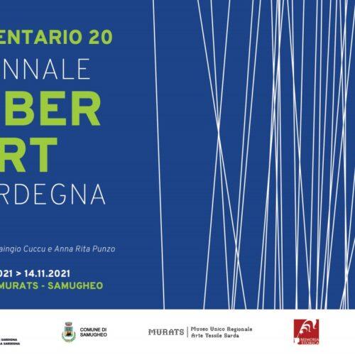 【Fiber Art イベント情報】Inventario 20 Biennale Fiber Art Sardegna - Italy  Hidemi Shimura